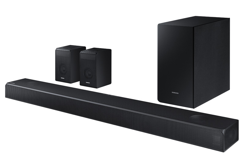 The HW-N950 is Samsung's flagship soundbar in 2018. More Atmos soundbars are planned for 2019.