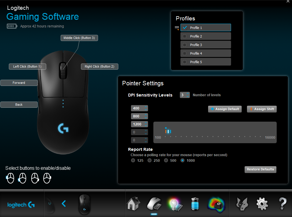 Logitech G Pro Wireless Gaming Mouse review: This mouse