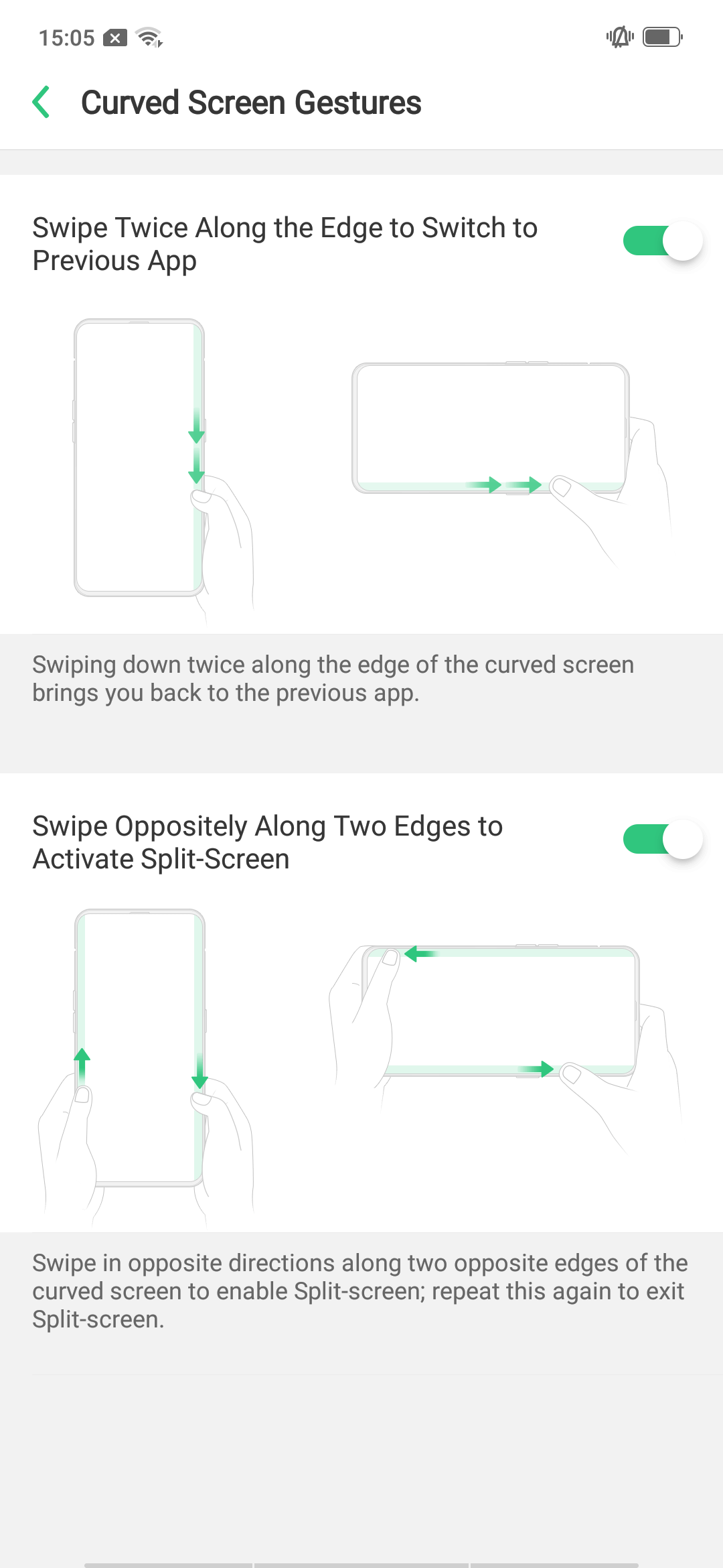 Display, Audio & Software : Oppo Find X review: The most interesting