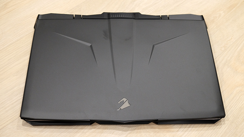 This is a laptop that's meant to stay put on your desktop.