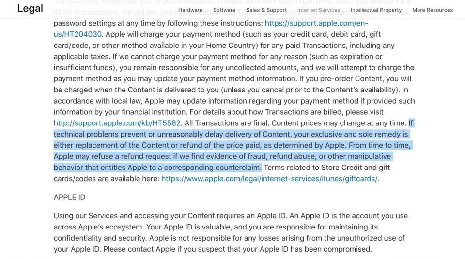 Movies Apple deleted from your iTunes account might now be