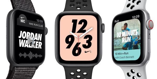 dominar Engañoso Votación  The Apple Watch Nike+ Series 4 is now available in Singapore -  HardwareZone.com.sg