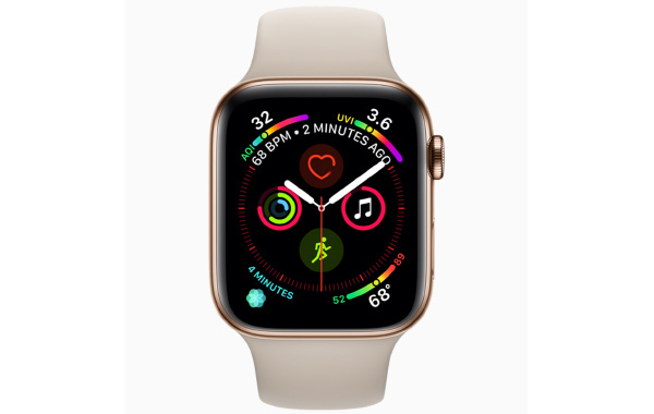 Apple Watch Series 4 (Image source: Apple)