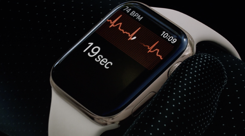 Apple is working on getting approval from the relevant authorities to enable the ECG feature in all Apple Watch Series 4 launch countries.
