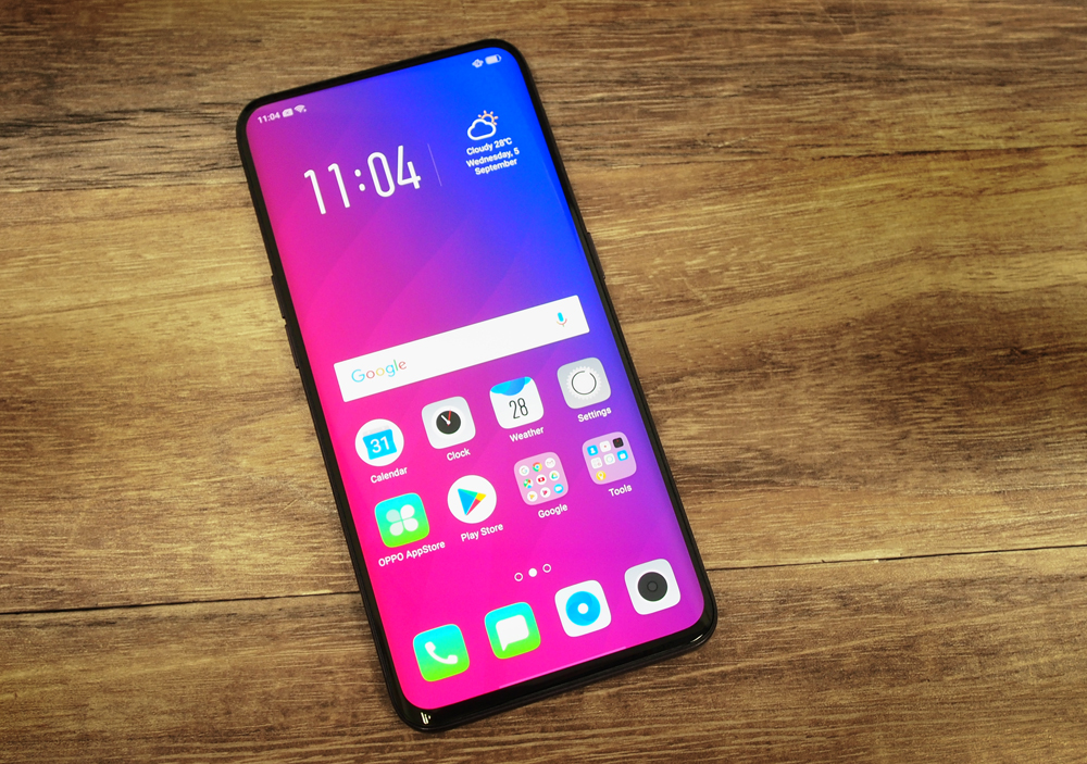 The Oppo Find X might have a variant with 10GB RAM.