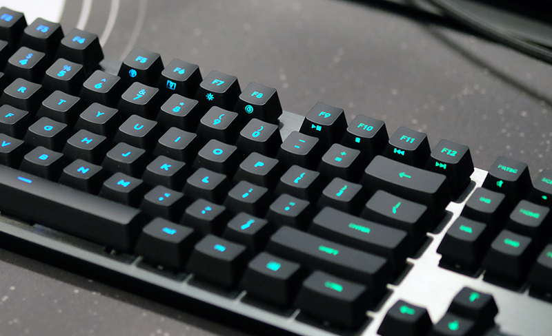 Logitech G512 Carbon mechanical gaming keyboard review: Finally