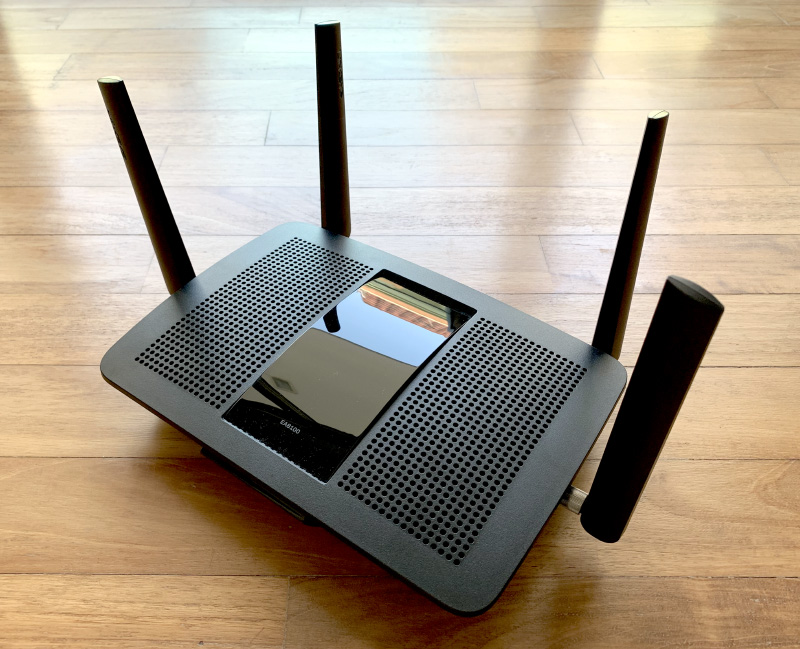 StarHub customers should be very happy with their EA8100 routers.