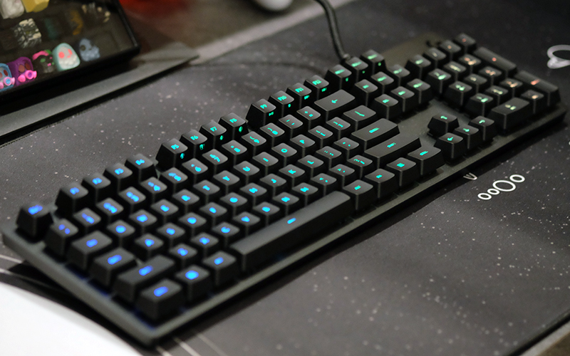 5896a47296b Logitech G512 Carbon mechanical gaming keyboard review: Finally, some new  switch choices