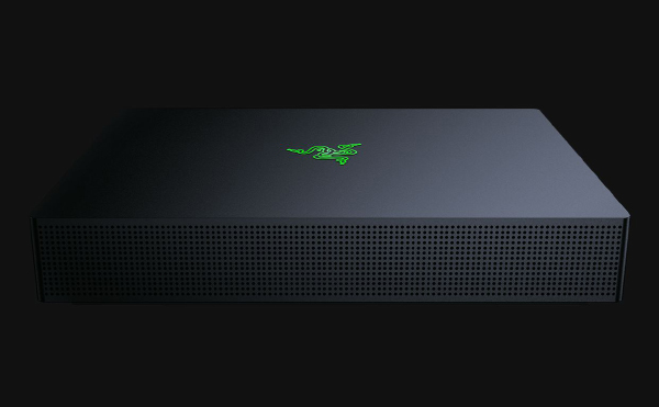 This is the the Razer Sila tri-band AC3000 gaming router that's bundled with Singtel's new gamer plan.