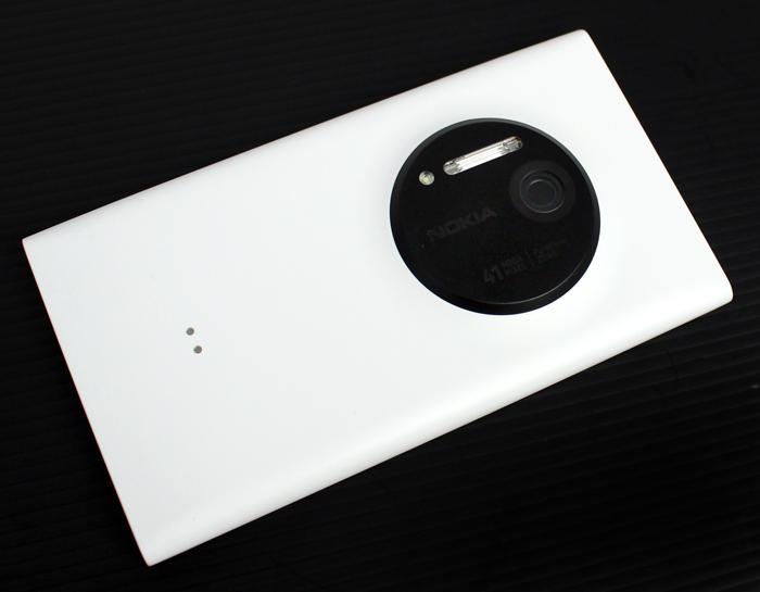 The Nokia Lumia 1020 has a 41MP PureView rear camera.