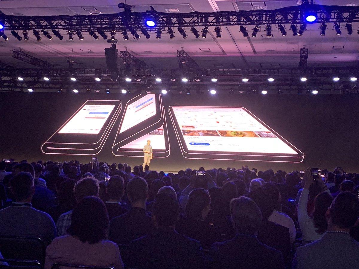 DJ Koh confirms one million units of Samsung's foldable