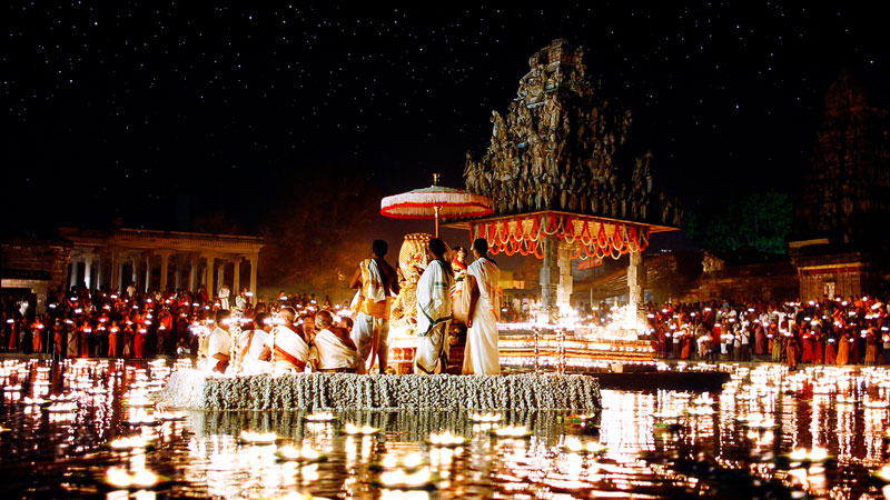 I can count the stars in the night sky. (Video: Life of Pi.)