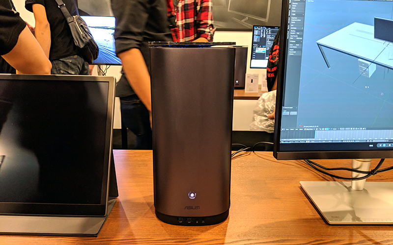 The ASUS ProArt PA90 is a compact and powerful PC for content