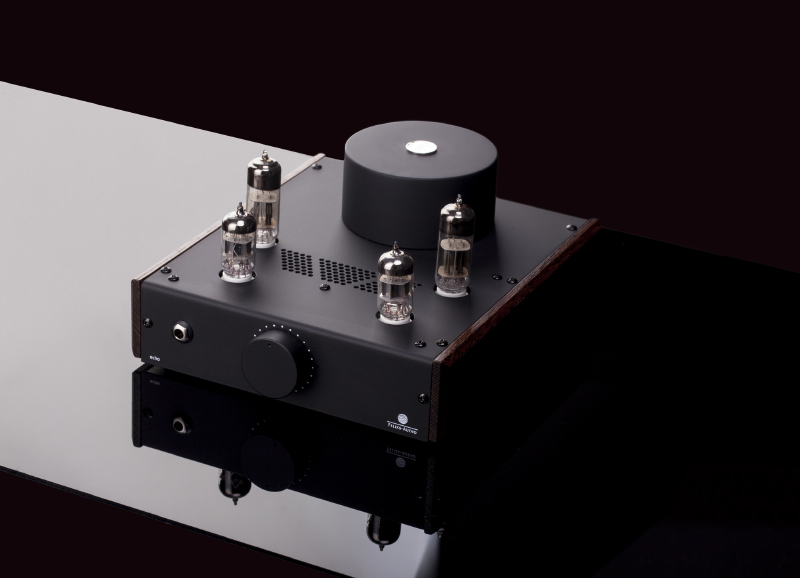 The Echo is Feliks Audio's entry-level tube amplifier for headphones. (Image source: Feliks Audio)