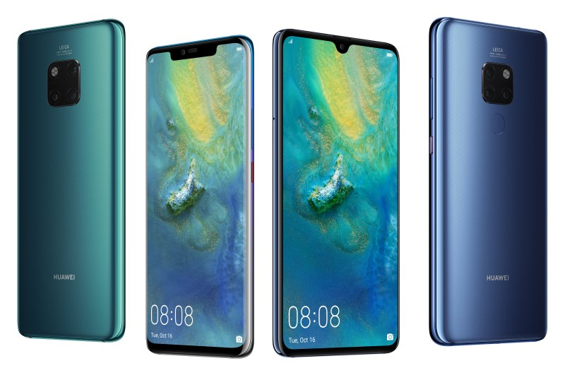 Huawei Mate 20 And Mate 20 Pro Local Pricing Availability And