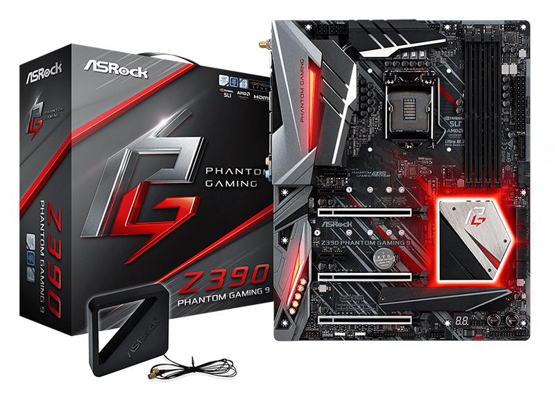 ASRock Z390 Phantom Gaming 9