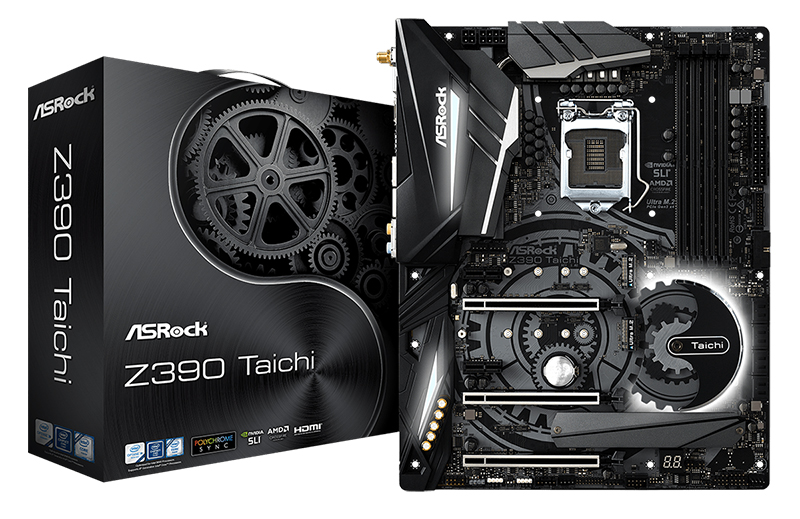 ASRock Z390 Taichi