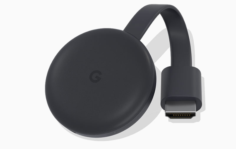 Google's 3rd generation Chromecast.