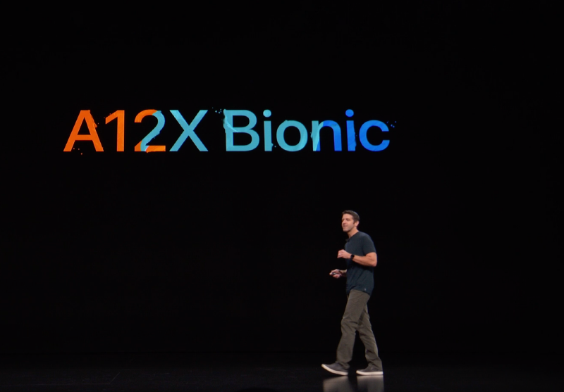 The A12X Bionic powers the newest iPad Pro tablets.