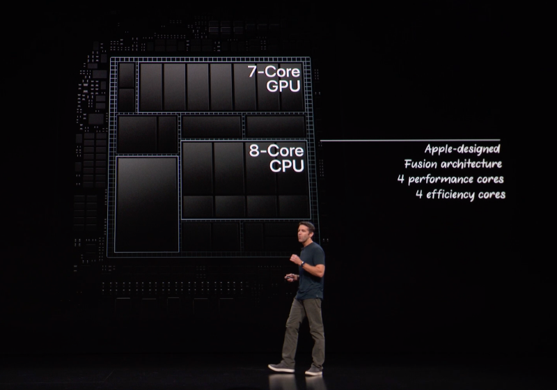 I suspect Apple can do a better job than Intel.