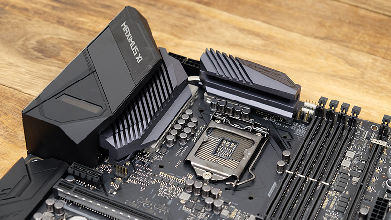 ASUS ROG Maximus XI Extreme : Intel Z390 motherboard