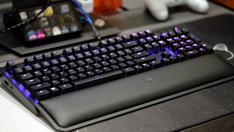 Razer BlackWidow Elite keyboard review: The best BlackWidow
