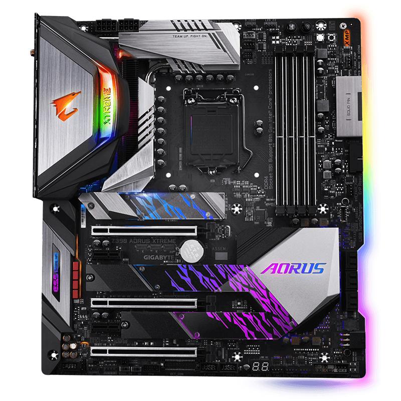 Gigabyte Z390 Aorus Xtreme : Intel Z390 motherboard shootout