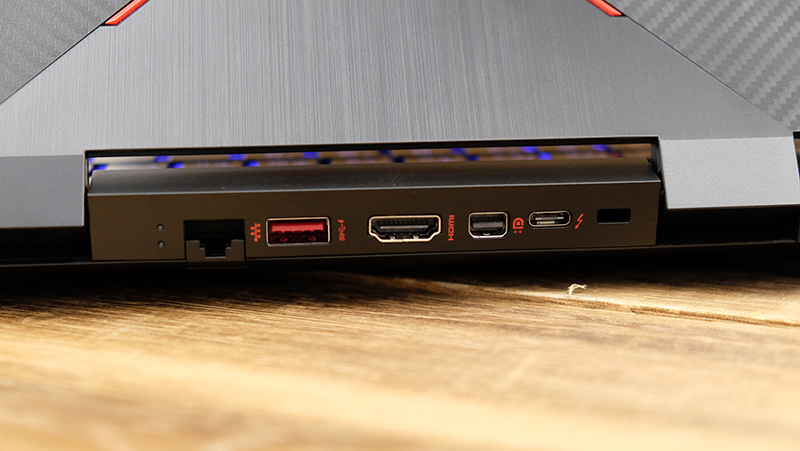 A closer look : HP Omen 15 review: Fast, and with a ton of memory