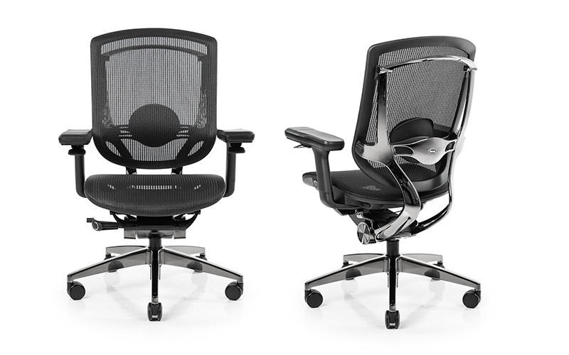 NeueChair mesh chair review: Posture is everything - HardwareZone com sg