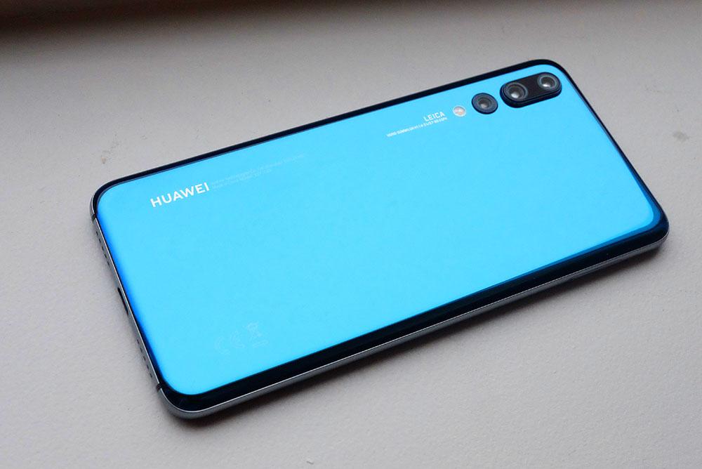 The Huawei P20 Pro.