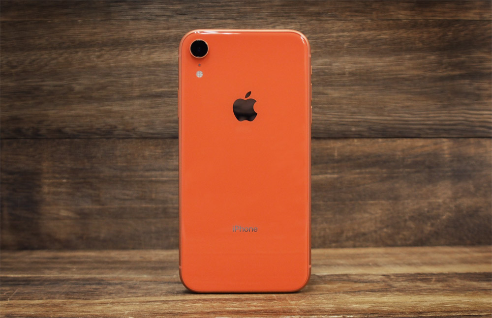 Our review model comes in this unique new color - Coral.