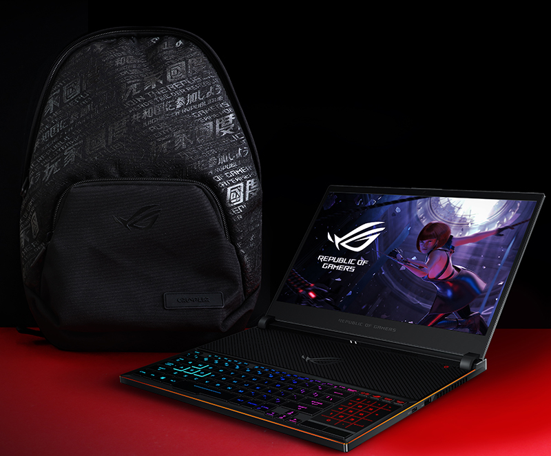 The ASUS ROG Zephyrus S is the slimmest gaming laptop you