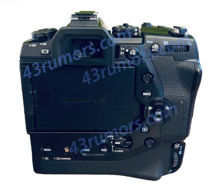 Rumor: Is this the new Olympus E-M1 X? - HardwareZone com sg