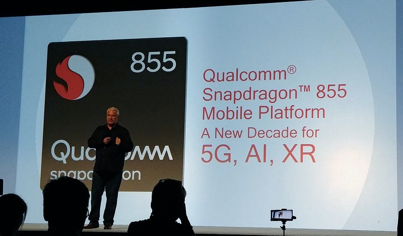 A quick peek at what the Snapdragon 855 mobile platform is