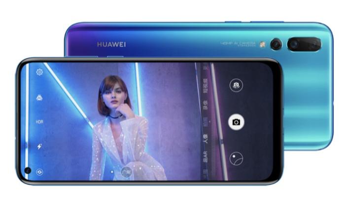 The Huawei Nova 4.