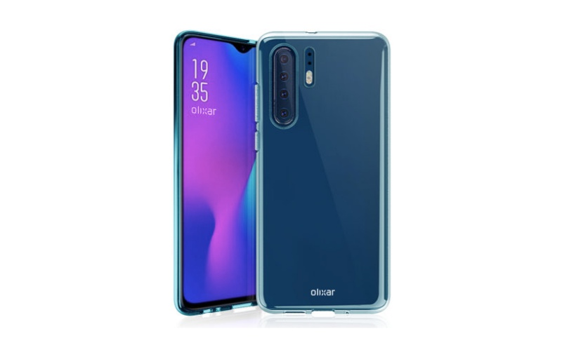 Olixar FlexiShield case for the Huawei P30 Pro. <br>Image source: MobileFun