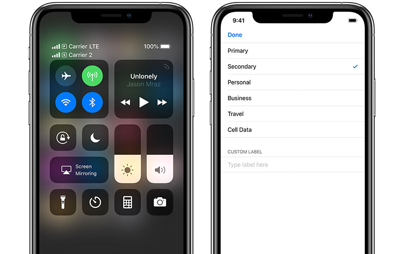 M1 now supports eSIM on the new iPhones with iOS 12 1 1