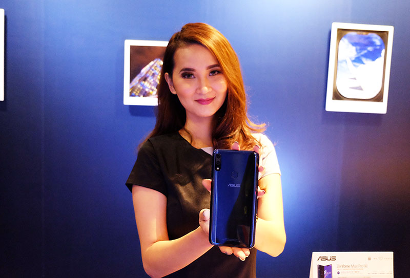 ASUS' ZenFone Max Pro M2 has a Snapdragon 660, 5000mAh battery, and