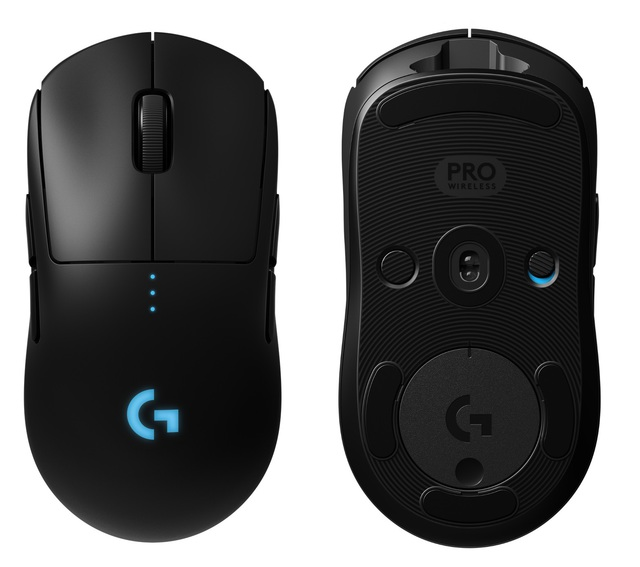 Logitech's new G Pro Wireless mouse is shaped like an Intellimouse