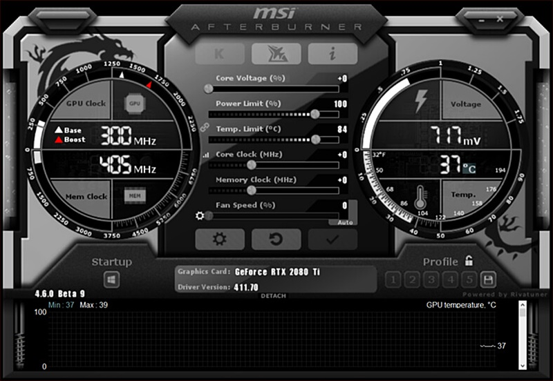 The NVIDIA OC Scanner overclocking feature has been expanded to