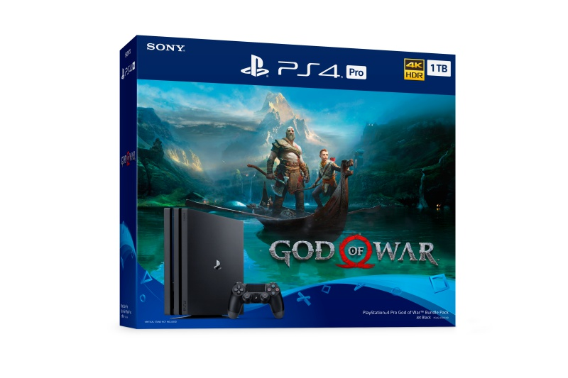 PlayStation®4 Pro God of War Bundle. <br>Sony Interactive Entertainment