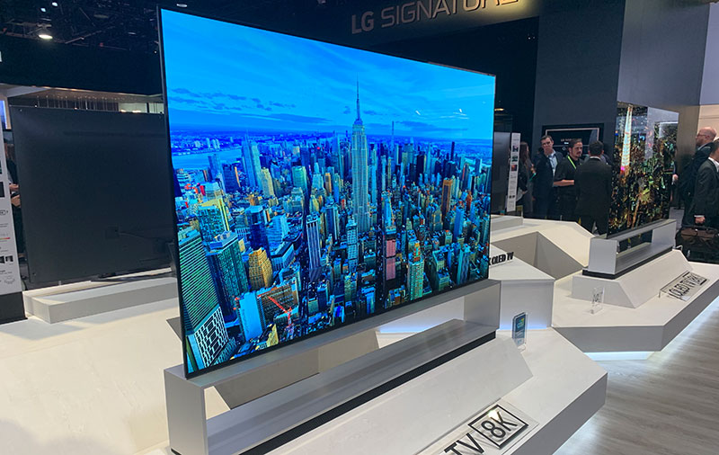 LG's 2019 OLED and NanoCell TVs gain new AI processors and AirPlay 2