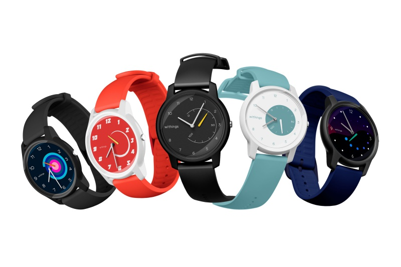Withings Move. <br>Image source: Withings