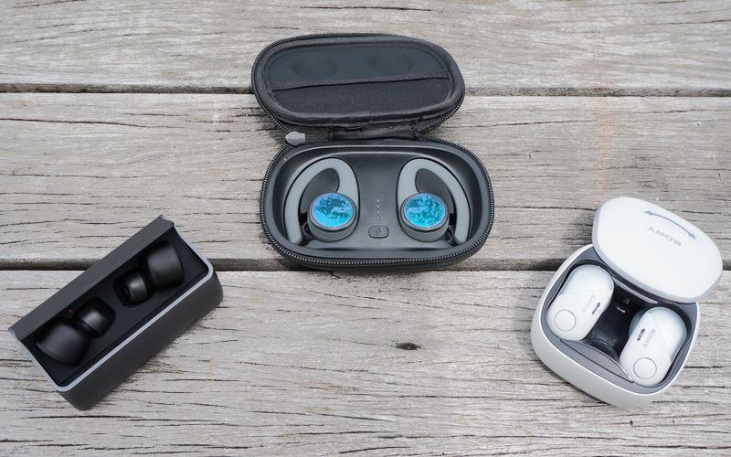 True Wireless Earbuds Shootout Plantronics Backbeat Fit 3100 Vs Rha Trueconnect Vs Sony Wf Sp700n Hardwarezone Com Sg