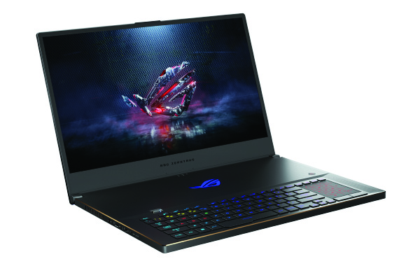 The ASUS ROG Zephyrus S GX701