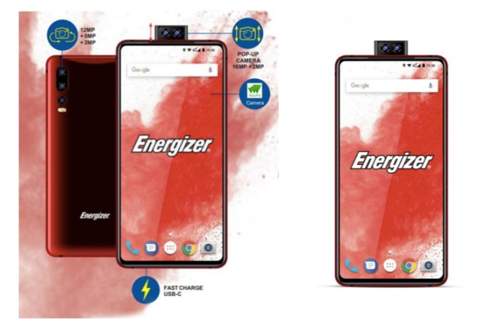 The Energizer U620S Pop. <br>Image source: 9to5Google