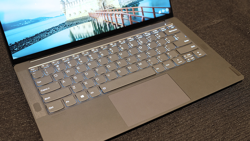 Hands-on: Lenovo's new Yoga S940 is the first laptop to