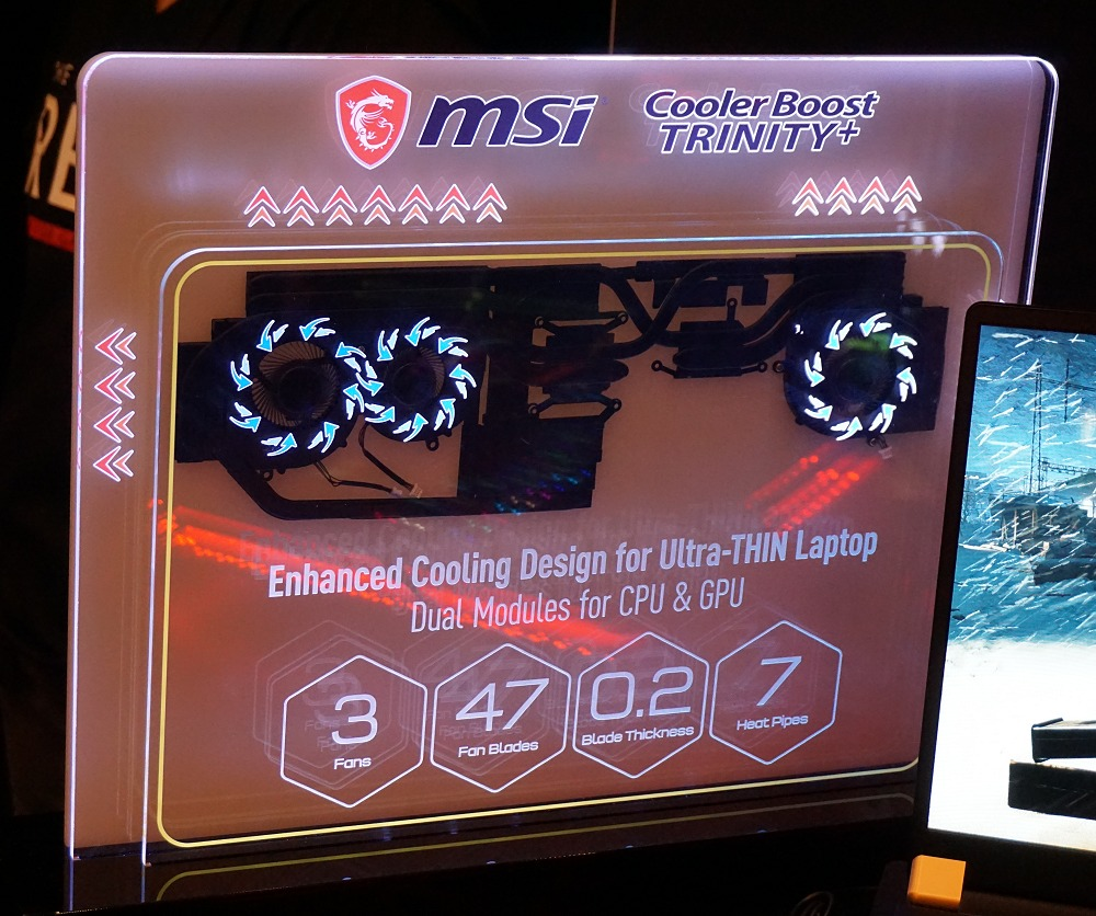 MSI's GS75 Stealth is the world's first 17-inch thin and light
