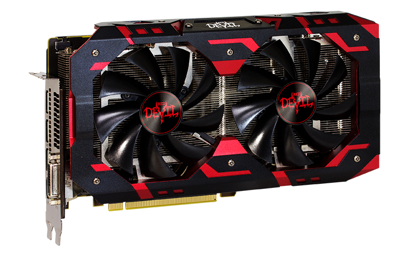 PowerColor Red Devil Radeon RX 590
