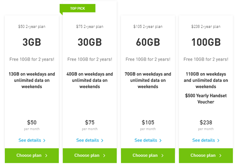 Starhub has a new plan for power users that gives you 110GB of data